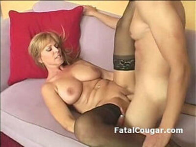 Amazing blonde cougar with bigboobs bounces on fat dick with pussy to mouth | -amazing-big boobs-blonde-cougar-dick-fat-