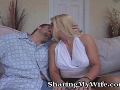 Hardcore Wifey Likes Banging Other Men | -banged-glasses-hardcore-