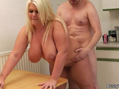 Blonde bbw gets wet cunt licked and doggy style fucked by boss | -bbw-blonde-boss-cunt-doggy-grandma-