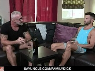 When You Have The Greatest Grandad Lance Charger You Feel Free To Share Bits Of Your Gay Experience With Him Casey Everett SayUncle | -gay-sharing-
