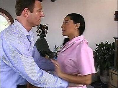 Anal with hot latin maid Paola | -anal-latin-maid-