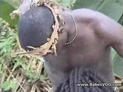 real african amateur fuck on the tree | -african-