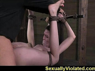 Southern Belle Alana gets submitted | -bdsm-