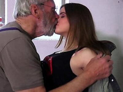 Such an innocent petite pussy for an old horny hairy grandpa | -grandpa-hairy-horny-innocent-older-petite-