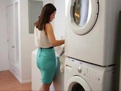 Kimberly fucking in laundry room | -son-