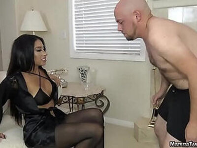 Mistress Tangent femdom ballbusting and foot worship | -femdom-foot-mistress-worship-