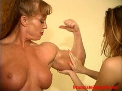 Sheila Burgess Muscle Domination | -domination-muscle-wrestling-