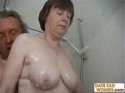 Old couple have a hardcore fucking action   -action-couple-hardcore-older-