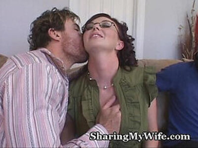 Hot Wifes Hubby Is A Piggy   -fetish-hubby-wife-