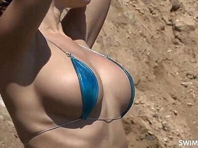 AssPerv Micro Bikini | -bikini-cameltoe-
