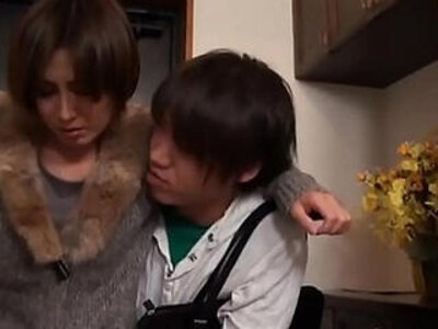 Hot Asian Japanese Mom fucks her Young Son | -asian-japanese-son-young-