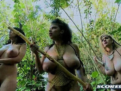 Big titted jungle girls | -girl-titjob-vagina-