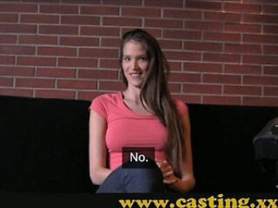 Casting Fashion model resorts to porn | -casting-mature-model-wild-