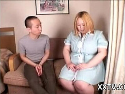 Huge Tit BBW Asian Hard Play solideX   -asian-bbw-huge tits-