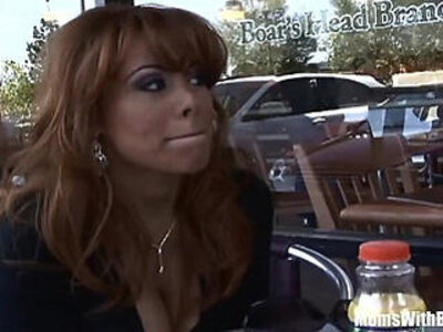Ebony MILF Sienna West In a Meet Up And Fuck Date | -date-ebony-mom-