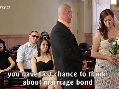CRAZY PORN WEDDING | -bride-crazy-czech-wild-