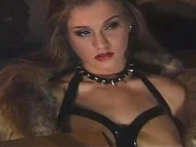 Orgy in leather dress for sex slaves | -leather-old man-orgy-slave-