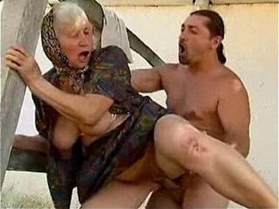 granny sex | -3some-granny-