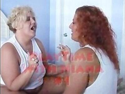 Spunky juggs slut gargles piss | -goldenshower-juggs-peeing-sluts-