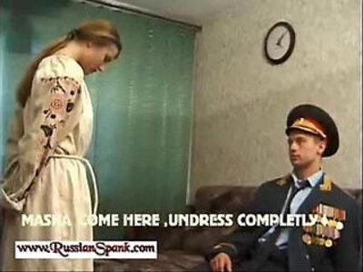 Severe Spanking Punishment for Russian Girls | -punishment-russian-spanking-