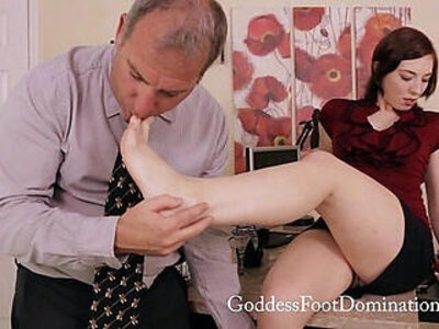 Corporate Politics Footjob Foot Fetish | -foot fetish-footjob-worship-