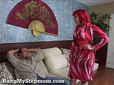 Slutty Stepmom Fucks Her Stepson! | -slutty-stepmom-stepson-