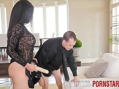 Havana Ginger fucks guy in the ass | -ass-gay-readhead-strapon-