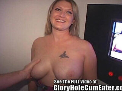 Naughty nurse gets a gloryhole creampie | -bukkake-creampie-gloryhole-naughty-nurse-