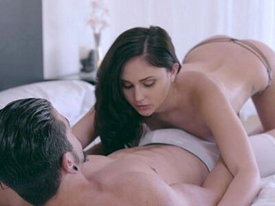 Sensual tease leads to passionate fuck | -cum in mouth-sensual-teasing-