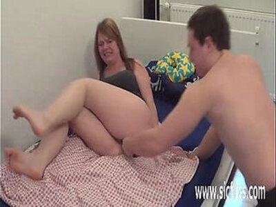 Brutally punch fisting his submissive GFs wrecked pussy | -fisting-insertion-pussy-submissive-