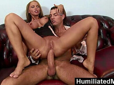 HumiliatedMilfs Krisztina makes her ass gape for a massive black dick | -black cock-dick-gaping-