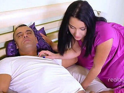 Playful brunette filthy mind beauty decided to test her uncles cock | -agent-beauty-brunette-cock-