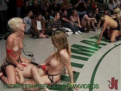 Lezdom wrestling | -wrestling-