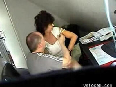 Video from hidden cam mature fucked hard at office table | -hidden-mature-office-