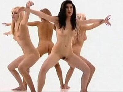 Bv ron harris totally nude aerobics 2000 | -fitness-nudity-