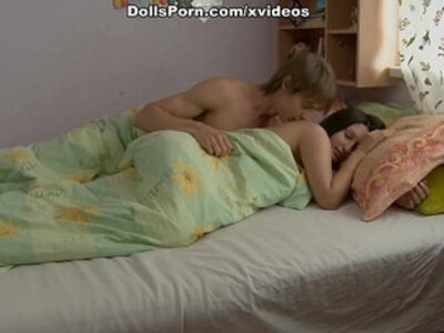 Girl waking man up with the deep pain penetration sex | -girl-pain-penetration-