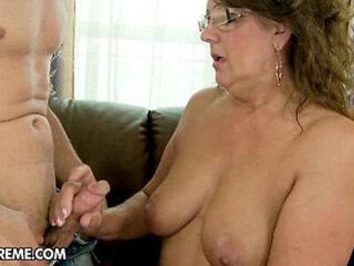 A New Granny   -cowgirls-granny-