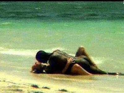 Monika Sweet interracial sex on the beach SOFTCORE | -beach-interracial-missionary-softcore-sweet-