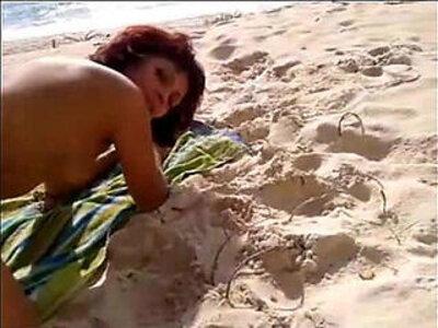 Fucking on the beach in cancun | -beach-swingers-