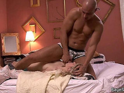 He finds that nylons and pounds her rough | -nylons-pounding-punishment-rough-