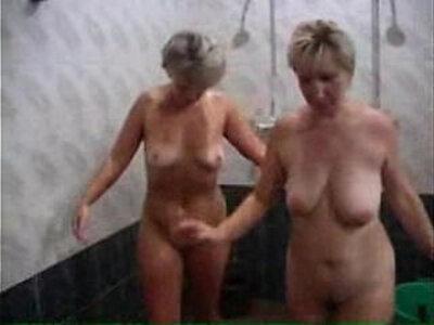 Granny Threesome | -3some-blowjob-granny-