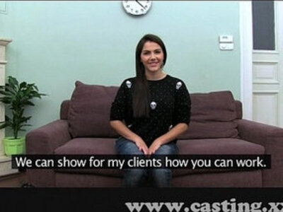 Casting Hot Italian Babe in interview | -casting-interview-italian-