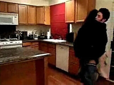 Housewife Ginger Lea Fucked by Thief of | -blowjob-housewife-readhead-